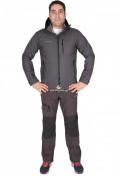 Интернет магазин MTFORCE.ru предлагает купить оптом костюм виндстопер мужской серого цвета 01733Sr по выгодной и доступной цене с доставкой по всей России и СНГ