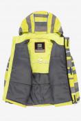 Оптом Куртка демисезонная подростковая для мальчика желтого цвета 017J, фото 4
