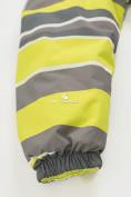 Оптом Куртка демисезонная подростковая для мальчика желтого цвета 017J, фото 3