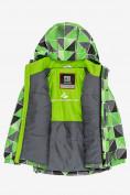 Оптом Куртка демисезонная подростковая для мальчика салатового цвета 017Sl в Екатеринбурге, фото 3