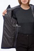 Оптом Костюм женский softshell темно-синего цвета 01816-1TS в Казани, фото 6