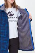 Оптом Костюм женский softshell большого размера темно-синего цвета 01833TS в Нижнем Новгороде, фото 7