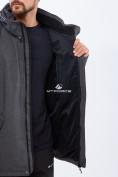 Оптом Костюм мужской большого размера softshell темно-серого цвета 01921TC в Казани, фото 5