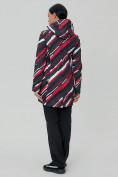 Оптом Костюм женский softshell красного цвета 019221Kr в Нижнем Новгороде, фото 5