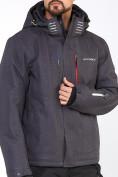 Оптом Мужской зимний горнолыжный костюм темно-серого цвета 01947TС в  Красноярске, фото 6