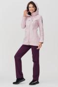 Оптом Костюм женский MTFORCE розового цвета 02022R, фото 3
