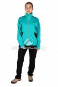 Интернет магазин MTFORCE.ru предлагает купить оптом спортивный костюм женский большого размера бирюзового цвета 0021Br по выгодной и доступной цене с доставкой по всей России и СНГ