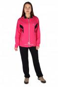 Интернет магазин MTFORCE.ru предлагает купить оптом спортивный костюм женский большого размера розового цвета 0022R по выгодной и доступной цене с доставкой по всей России и СНГ