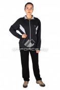 Интернет магазин MTFORCE.ru предлагает купить оптом спортивный костюм женский большого размера персикового цвета 0022TC по выгодной и доступной цене с доставкой по всей России и СНГ