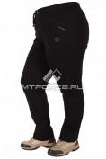 Интернет магазин MTFORCE.ru предлагает купить оптом брюки трикотажные женские большого размера черного цвета 030Ch по выгодной и доступной цене с доставкой по всей России и СНГ