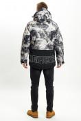 Оптом Молодежная зимняя куртка мужская бежевого цвета 059B в Екатеринбурге, фото 5