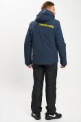 Оптом Горнолыжный костюм мужской темно-синего цвета 077010TS в Екатеринбурге, фото 6