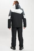 Оптом Горнолыжный костюм мужской белого цвета 077013Bl в Екатеринбурге, фото 3