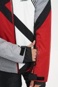 Оптом Горнолыжный костюм мужской красного цвета 077015Kr в Екатеринбурге, фото 10