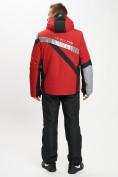 Оптом Горнолыжный костюм мужской красного цвета 077015Kr в Екатеринбурге, фото 6