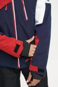 Оптом Горнолыжный костюм мужской красного цвета 077019Kr в Екатеринбурге, фото 8