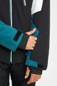 Оптом Горнолыжный костюм мужской темно-зеленого цвета 077019TZ в Екатеринбурге, фото 10