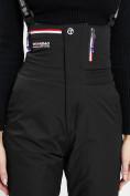 Оптом Горнолыжный костюм женский синего цвета 077030S в Екатеринбурге, фото 15