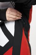 Оптом Горнолыжный костюм женский красного цвета 077031Kr в Екатеринбурге, фото 8
