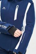 Оптом Горнолыжный костюм женский темно-синего цвета 077034TS в Екатеринбурге, фото 8