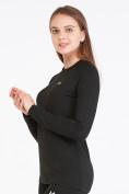 Оптом Термобелье женское черного цвета 08932Ch в  Красноярске, фото 5