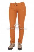Интернет магазин MTFORCE.ru предлагает купить оптом брюки трикотажные женские горчичного цвета 08G по выгодной и доступной цене с доставкой по всей России и СНГ