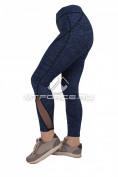 Интернет магазин MTFORCE.ru предлагает купить оптом брюки легинсы женские темно-синего цвета 10201TS по выгодной и доступной цене с доставкой по всей России и СНГ