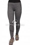Интернет магазин MTFORCE.ru предлагает купить оптом брюки легинсы женские темно-серого цвета 102011TC по выгодной и доступной цене с доставкой по всей России и СНГ