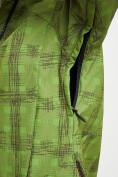Оптом Ветровка женская зеленого цвета 1155Z в Екатеринбурге, фото 12