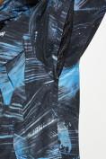 Оптом Куртка демисезонная 3 в 1синего цвета 12004S в Екатеринбурге, фото 15