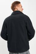 Оптом Куртка демисезонная 3 в 1синего цвета 12004S в Екатеринбурге, фото 13