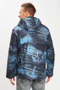 Оптом Куртка демисезонная 3 в 1синего цвета 12004S в Екатеринбурге, фото 8