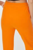 Оптом Штаны джоггеры женские оранжевого цвета 1312O в Екатеринбурге, фото 16