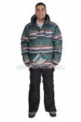 Интернет магазин MTFORCE.ru предлагает купить оптом костюм горнолыжный мужской зеленого цвета 014102Z по выгодной и доступной цене с доставкой по всей России и СНГ