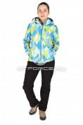 Интернет магазин MTFORCE.ru предлагает купить оптом костюм виндстопер женский салатового цвета 014110Sl по выгодной и доступной цене с доставкой по всей России и СНГ
