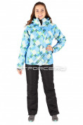 Интернет магазин MTFORCE.ru предлагает купить оптом костюм горнолыжный женский голубого цвета 01431G по выгодной и доступной цене с доставкой по всей России и СНГ