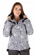 Интернет магазин MTFORCE.ru предлагает купить оптом куртка горнолыжная женская серого цвета 1433Sr по выгодной и доступной цене с доставкой по всей России и СНГ
