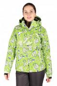 Интернет магазин MTFORCE.ru предлагает купить оптом куртка горнолыжная женская зеленого цвета 1433Z по выгодной и доступной цене с доставкой по всей России и СНГ