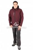 Интернет магазин MTFORCE.ru предлагает купить оптом костюм виндстопер мужской бордового цвета 1504Bo по выгодной и доступной цене с доставкой по всей России и СНГ
