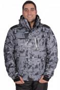 Интернет магазин MTFORCE.ru предлагает купить оптом куртка горнолыжная мужская серого цвета 1509Sr по выгодной и доступной цене с доставкой по всей России и СНГ
