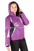 Интернет магазин MTFORCE.ru предлагает купить оптом куртка горнолыжная женская фиолетового цвета 1516F по выгодной и доступной цене с доставкой по всей России и СНГ