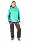 Интернет магазин MTFORCE.ru предлагает купить оптом костюм горнолыжный женский зеленого цвета 01517Z по выгодной и доступной цене с доставкой по всей России и СНГ