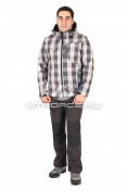 Интернет магазин MTFORCE.ru предлагает купить оптом костюм виндстопер мужской бежевого цвета 15220B по выгодной и доступной цене с доставкой по всей России и СНГ
