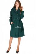 Интернет магазин MTFORCE.ru предлагает купить оптом пальто женское темно-зеленого цвета 15249TZ по выгодной и доступной цене с доставкой по всей России и СНГ