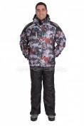 Интернет магазин MTFORCE.ru предлагает купить оптом костюм горнолыжный мужской серого цвета 01552-1Sr по выгодной и доступной цене с доставкой по всей России и СНГ