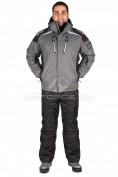 Интернет магазин MTFORCE.ru предлагает купить оптом костюм горнолыжный мужской серого цвета 01552Sr по выгодной и доступной цене с доставкой по всей России и СНГ