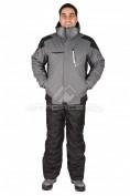 Интернет магазин MTFORCE.ru предлагает купить оптом костюм горнолыжный мужской серого цвета 01553Sr по выгодной и доступной цене с доставкой по всей России и СНГ