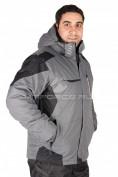 Интернет магазин MTFORCE.ru предлагает купить оптом куртка горнолыжная мужская серого цвета 1553Sr по выгодной и доступной цене с доставкой по всей России и СНГ