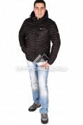 Интернет магазин MTFORCE.ru предлагает купить оптом куртка мужская стеганная черного цвета 1606Ch по выгодной и доступной цене с доставкой по всей России и СНГ