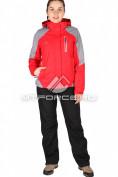 Интернет магазин MTFORCE.ru предлагает купить оптом костюм женский красного цвета 01610Kr по выгодной и доступной цене с доставкой по всей России и СНГ